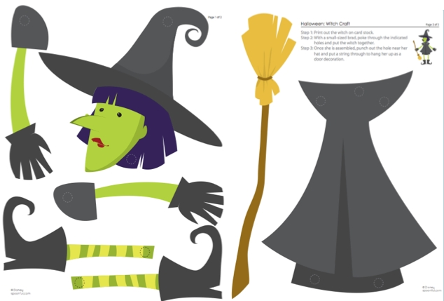 Witch clipart body. Template cover letter sample