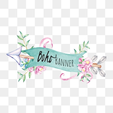 Png vector psd and. Boho clipart boho background