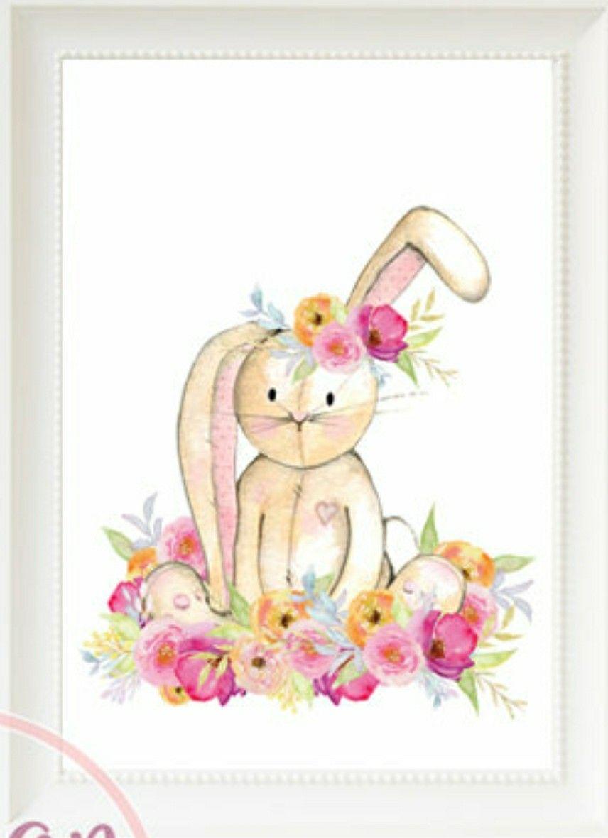 Boho clipart bunny. Baby kammz pinterest and