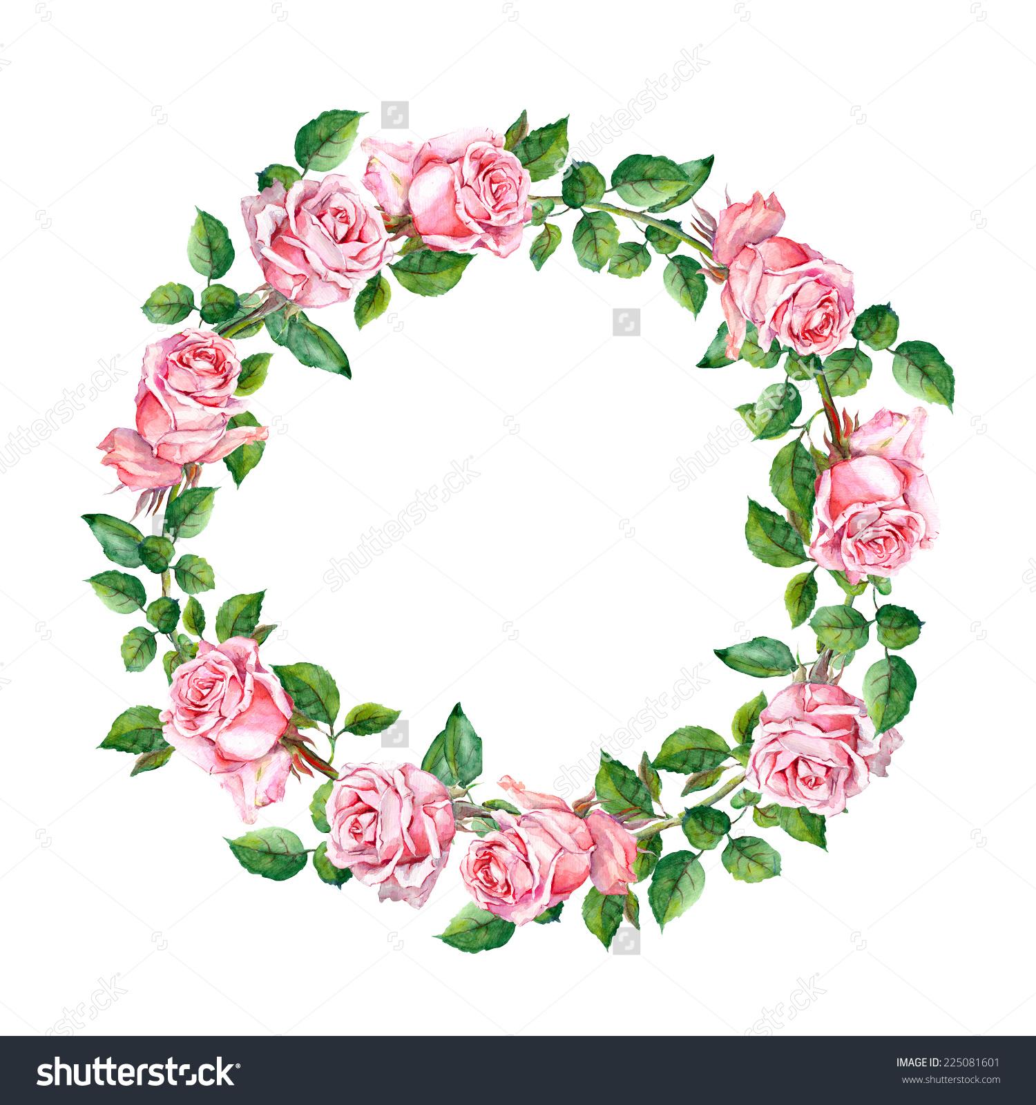 Boho clipart circle. Flower drawing at getdrawings