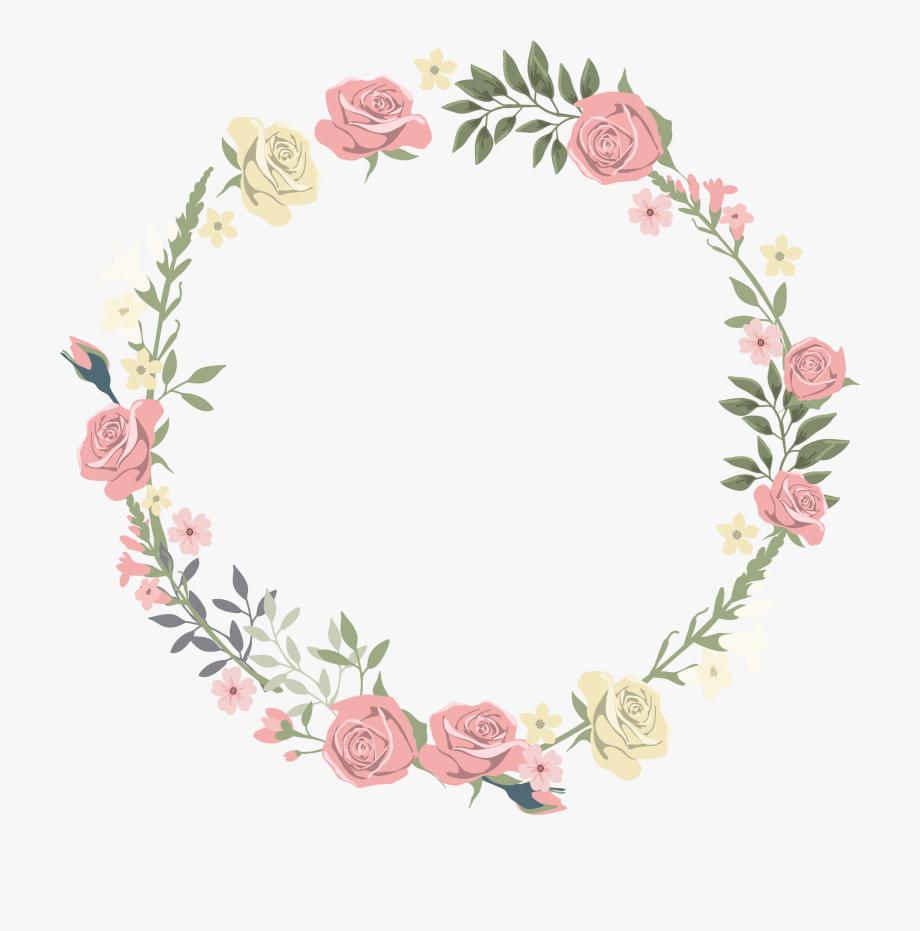 Mexican crown wreath . Boho clipart flower