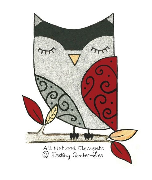 best owls images. Boho clipart owl