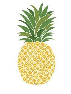 Boho clipart pineapple. Https s media cache