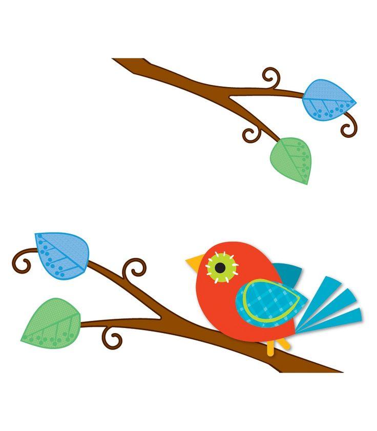 Boho clipart themed.  best theme birds