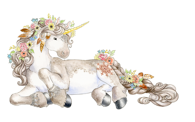 Boho clipart unicorn. By shalladdrin on deviantart