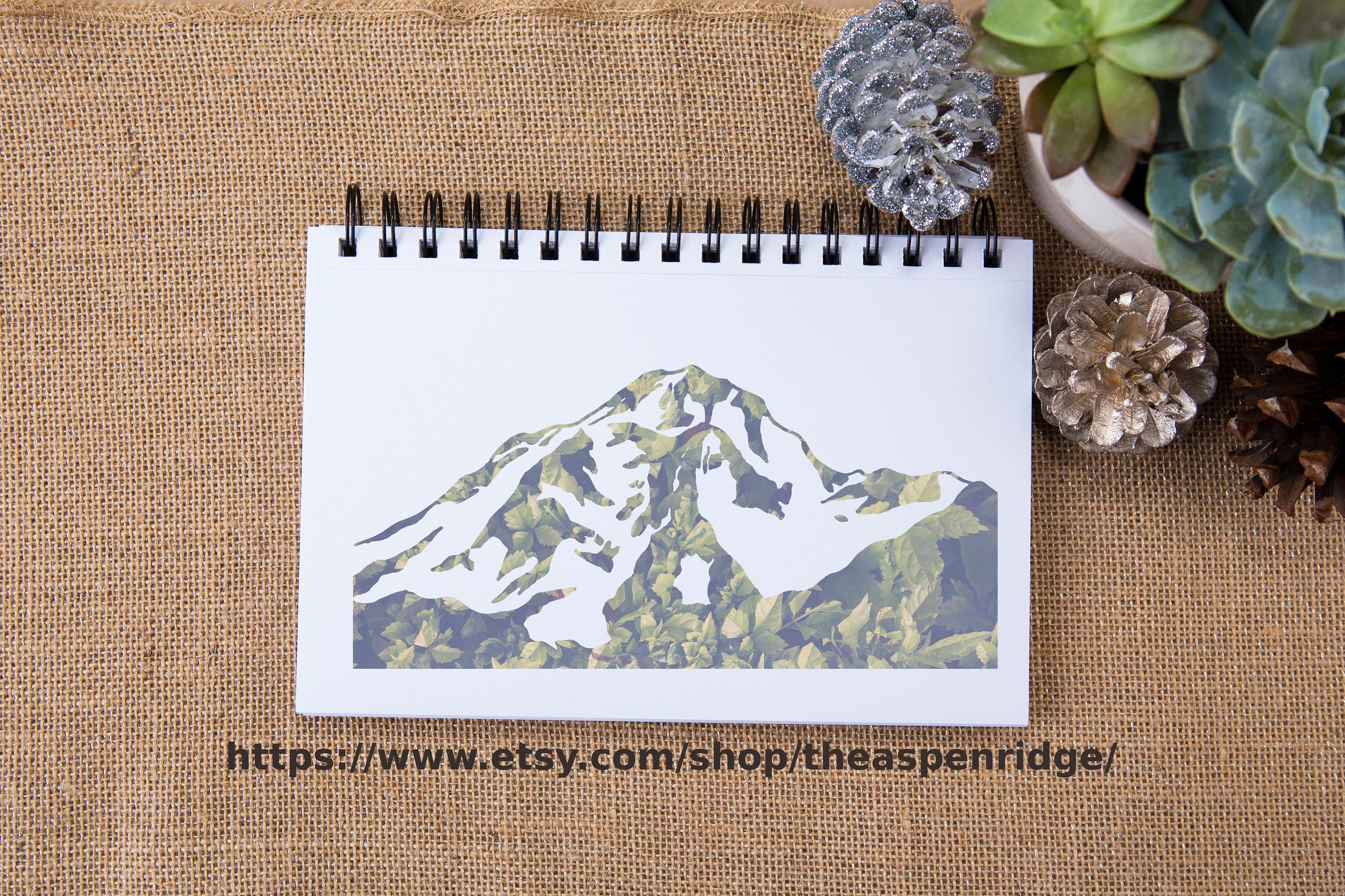 Boho clipart wolf. Leafy mountain nature clip