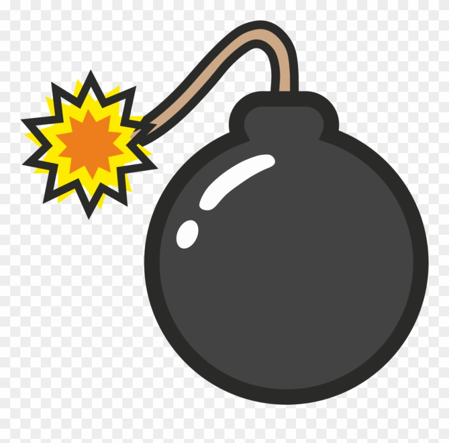 Cartoon pinclipart . Bomb clipart
