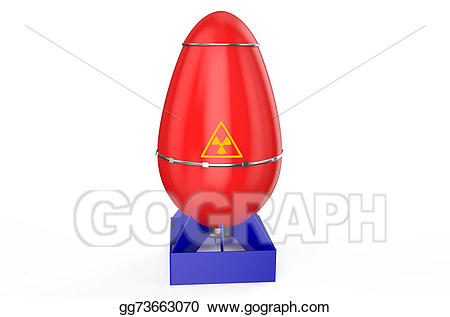 Drawing atomic red gg. Bomb clipart air