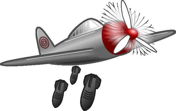 Bomb clipart air. Attack clip art at