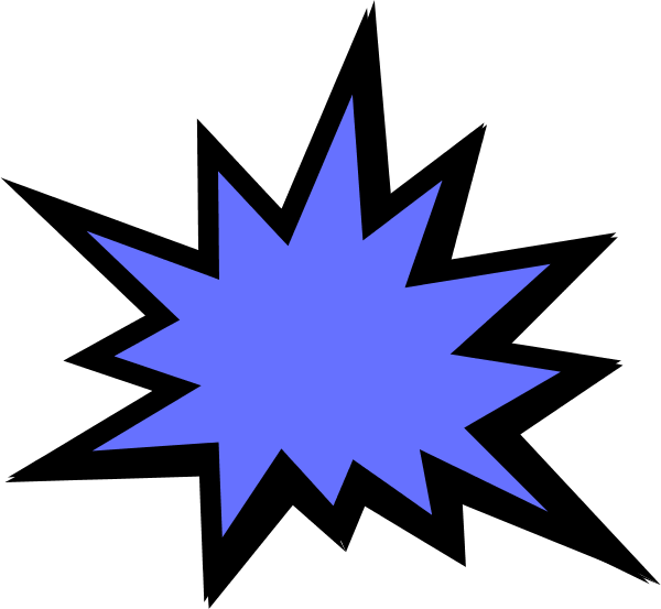 Explosion clip art free. Bomb clipart animated