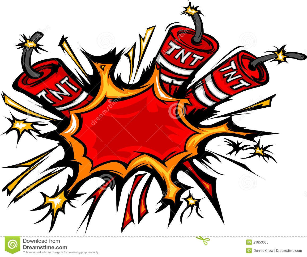 Cartoon images of tnt. Bomb clipart animated