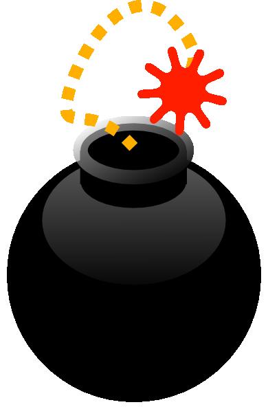Bomb clipart animated. Cartoon clip art at