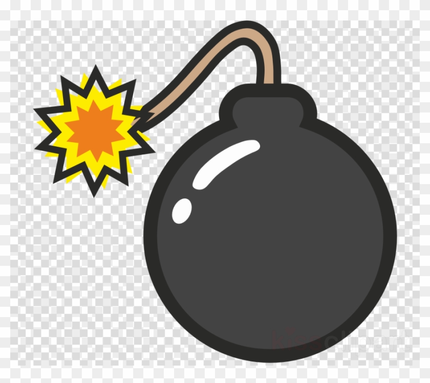 Cartoon explosion clip art. Bomb clipart animated