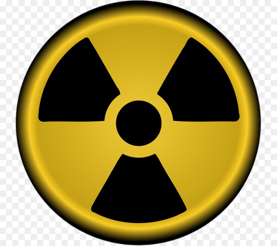 Toxicity poison hazard symbol. Bomb clipart atomic bomb