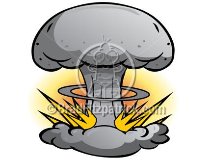 Cartoon clip art graphics. Bomb clipart atomic bomb
