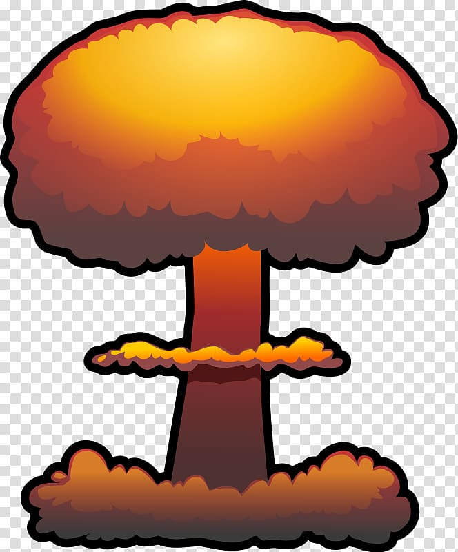 Explosion transparent background png. Bomb clipart atomic bomb