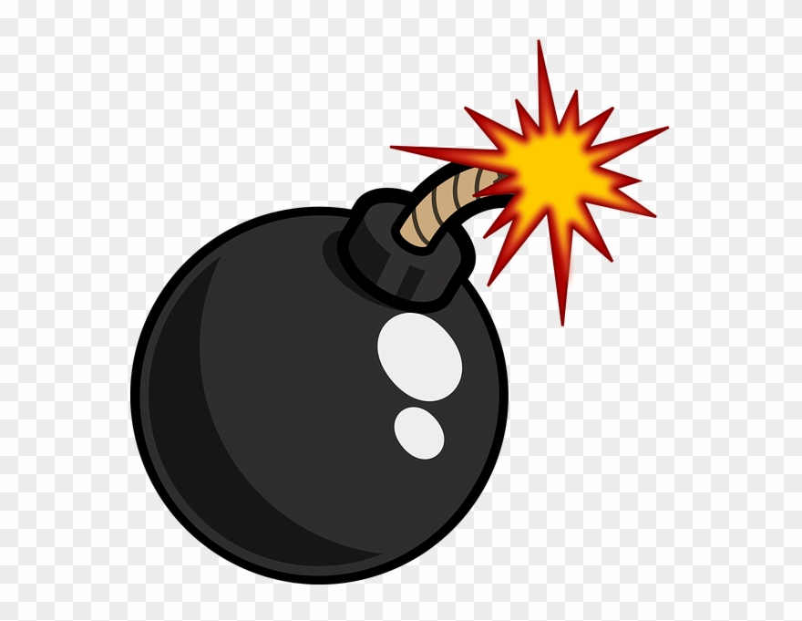 Explosion blast off png. Bomb clipart bombing