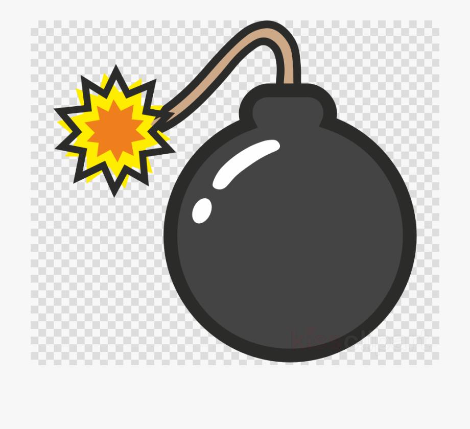 Bomb clipart cartoon. Explosion clip art
