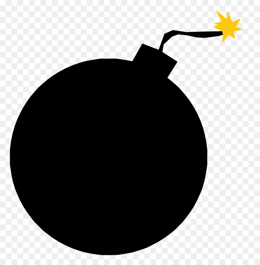 Explosion leaf . Bomb clipart cartoon