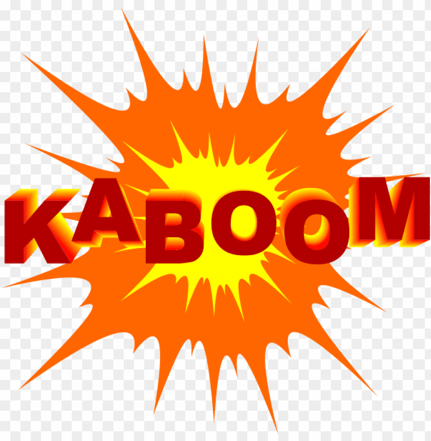 Boom explosion clip art. Bomb clipart clear background