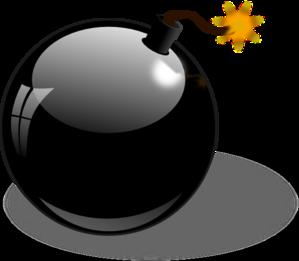 Bomb clipart clip art. Black at clker com