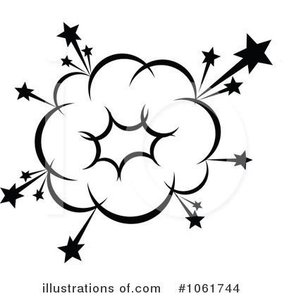 Explosion black and white. Bomb clipart clip art