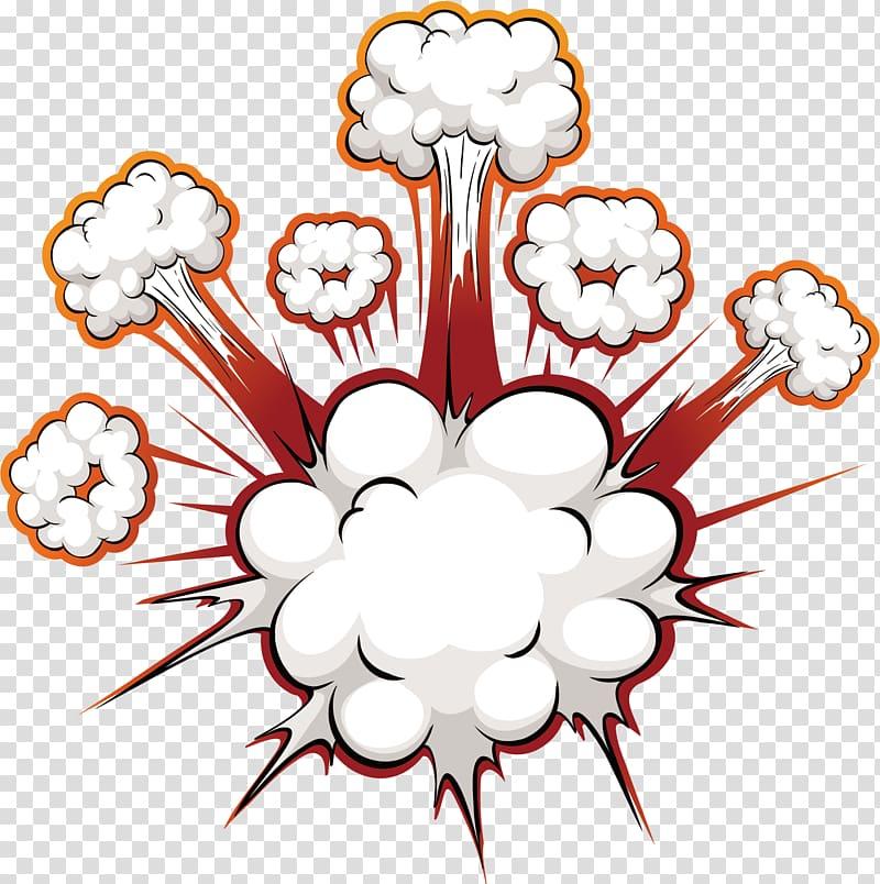 Bomb clipart cloud. Comics explosion speech balloon