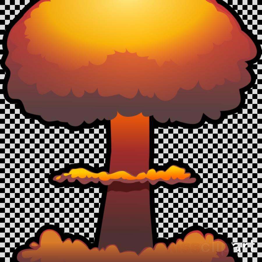 Bomb clipart cloud. Mushroom explosion transparent