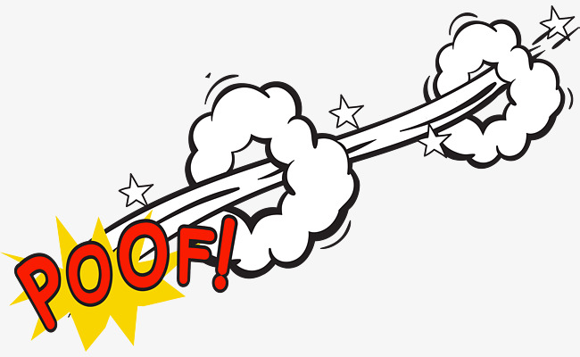 Bomb clipart comic. Explosion text erase material
