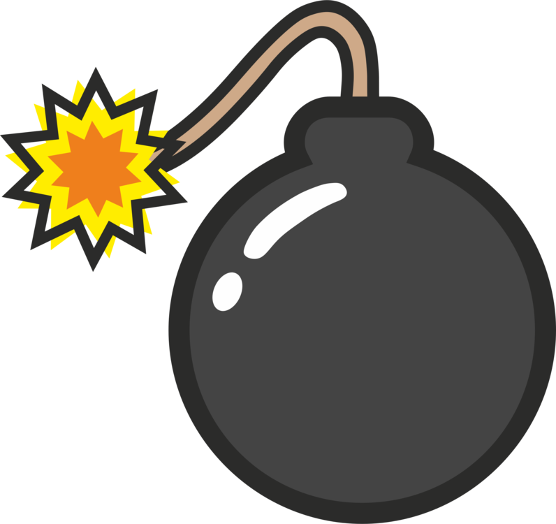 Bomb clipart comic. Cartoon explosion images gallery