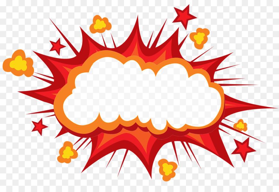 Bomb clipart comic book. Cartoon explosion comics explode
