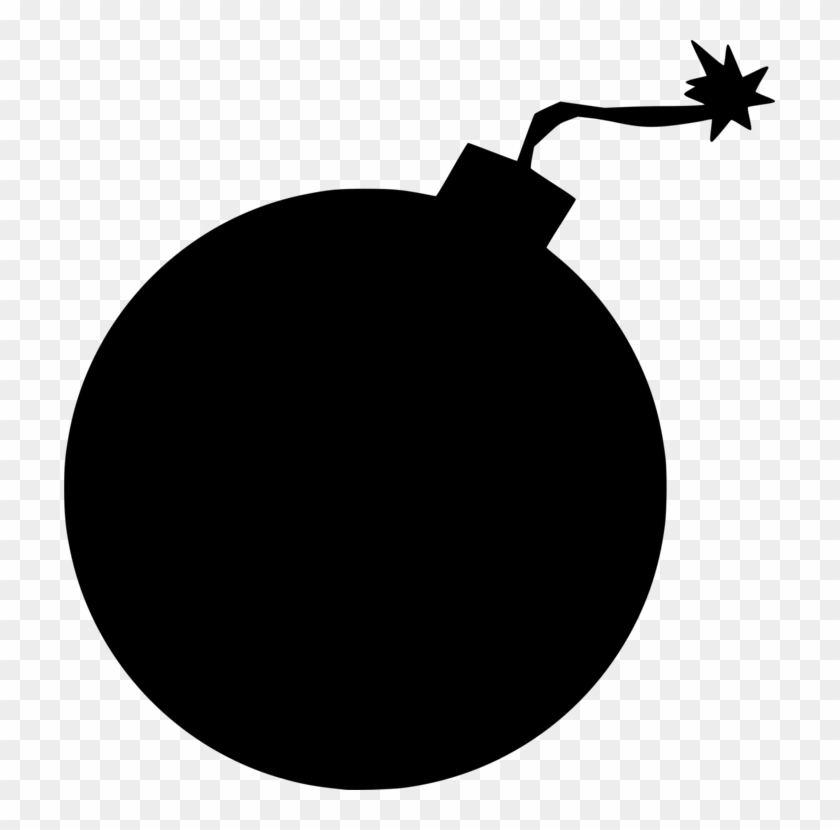 Cartoon computer icons png. Bomb clipart drawing
