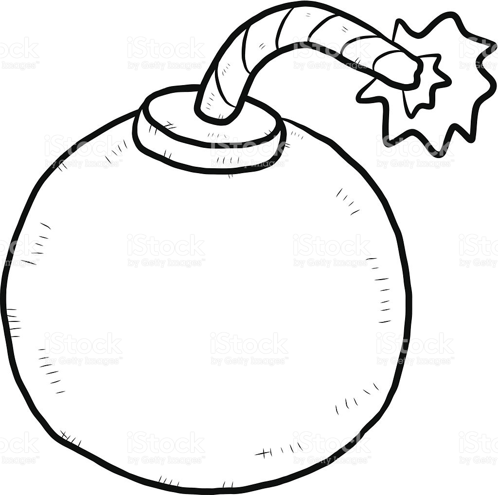 Bomb clipart drawing. Free download best on