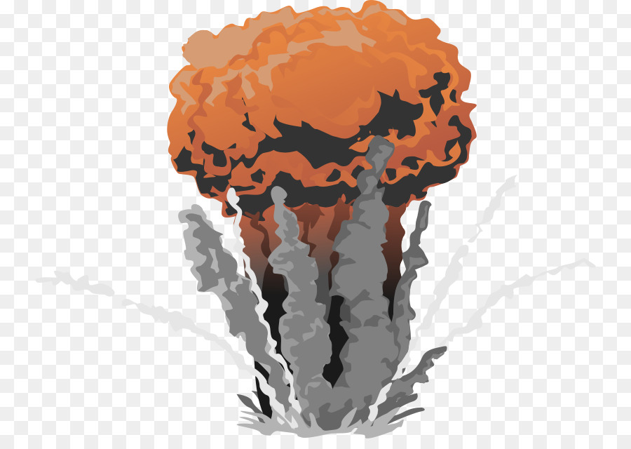 Nuclear weapon clip art. Bomb clipart explosion