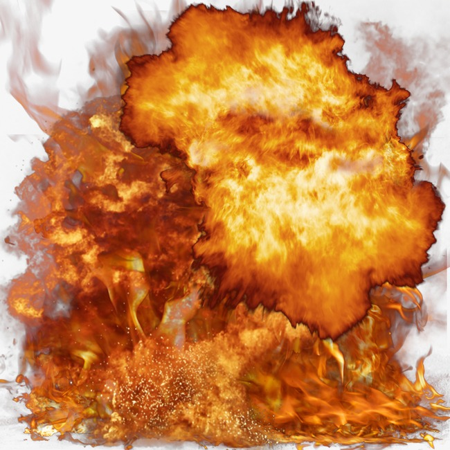 Break out firework png. Bomb clipart fire