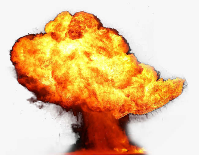 Bomb clipart fire. Exploding bombs explosion leave