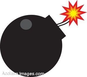 Free download clip art. Bomb clipart fuse