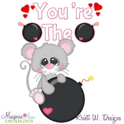 Bomb clipart heart. You re the svg