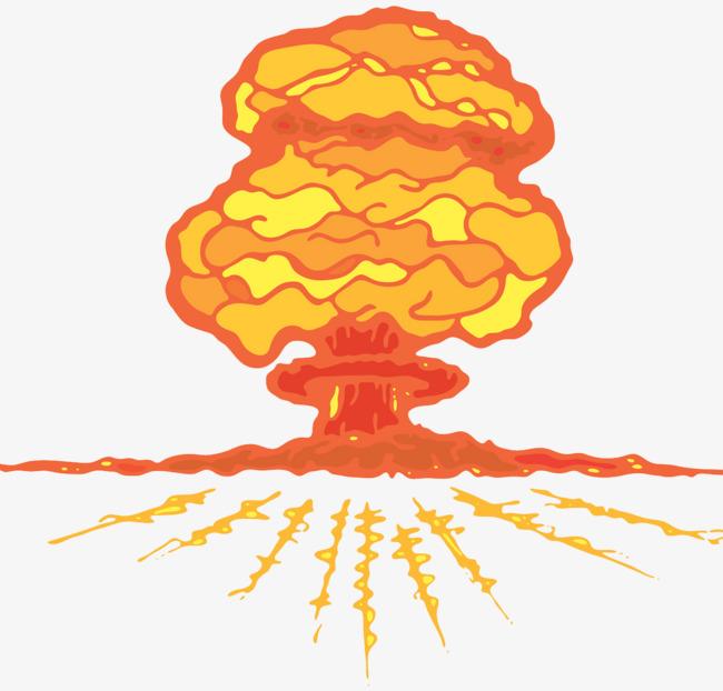 Atomic big bang png. Bomb clipart hydrogen bomb