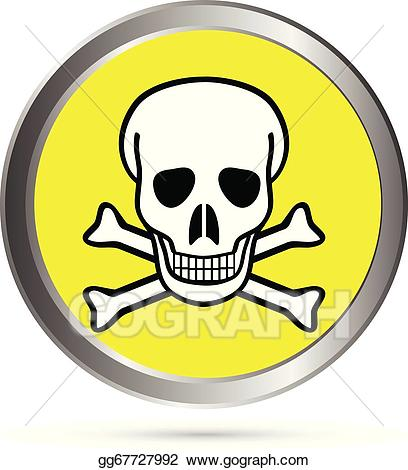 Bomb clipart minefield. Eps illustration deadly danger