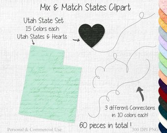Utah etsy state to. Bomb clipart moab