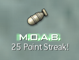 Bomb clipart moab. M o a b