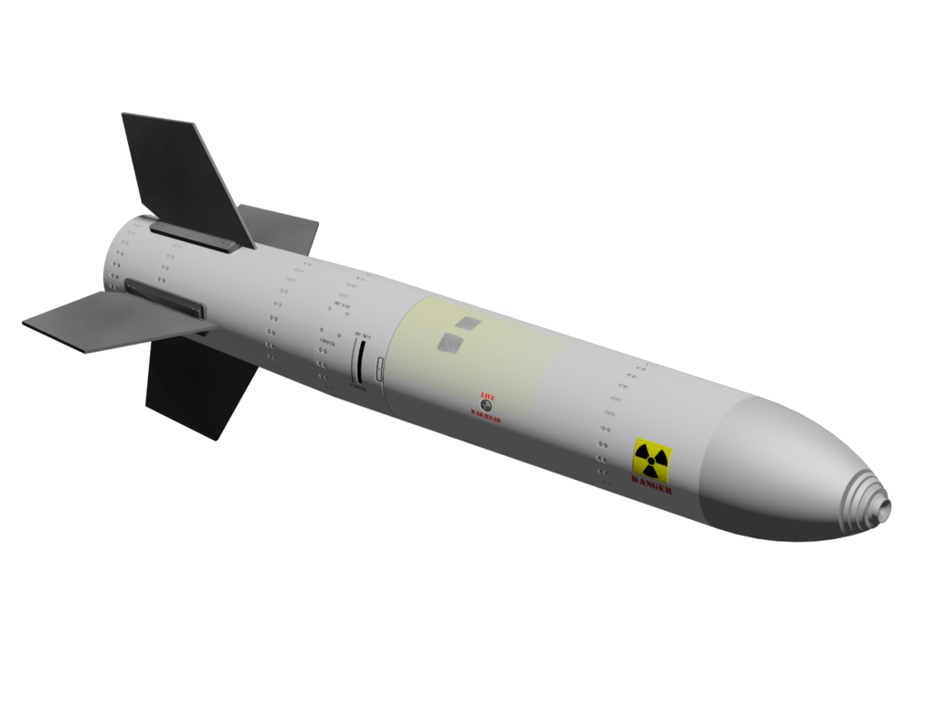 Bomb clipart nuclear missile. Transparent png stickpng