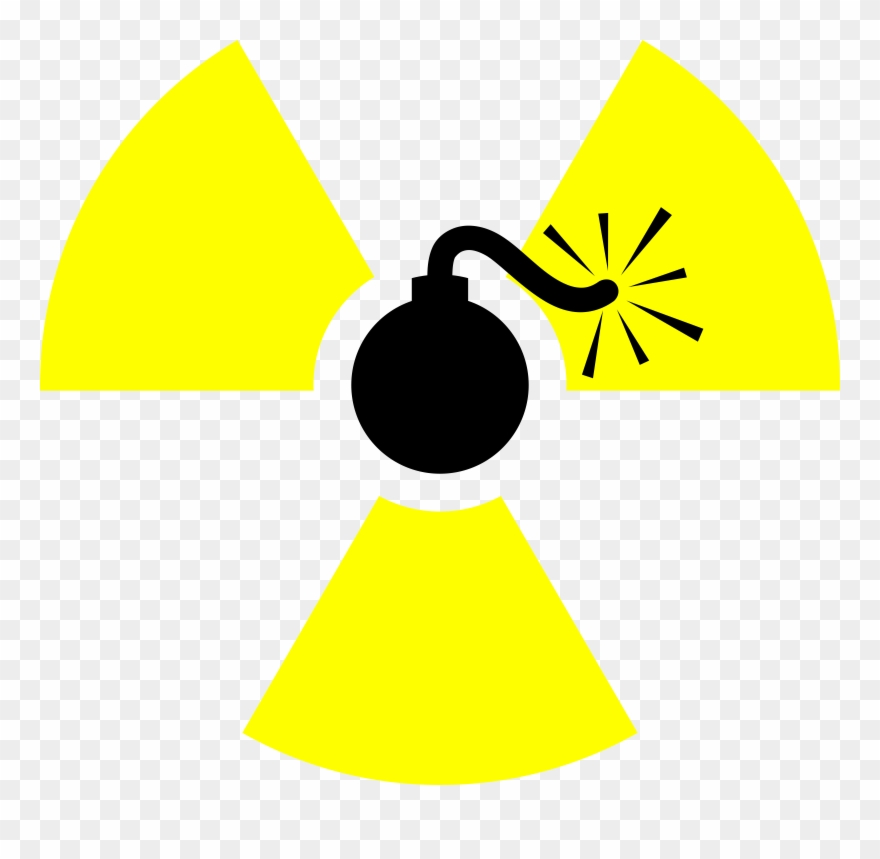 Bomb clipart nuclear missile. Explosion transparent