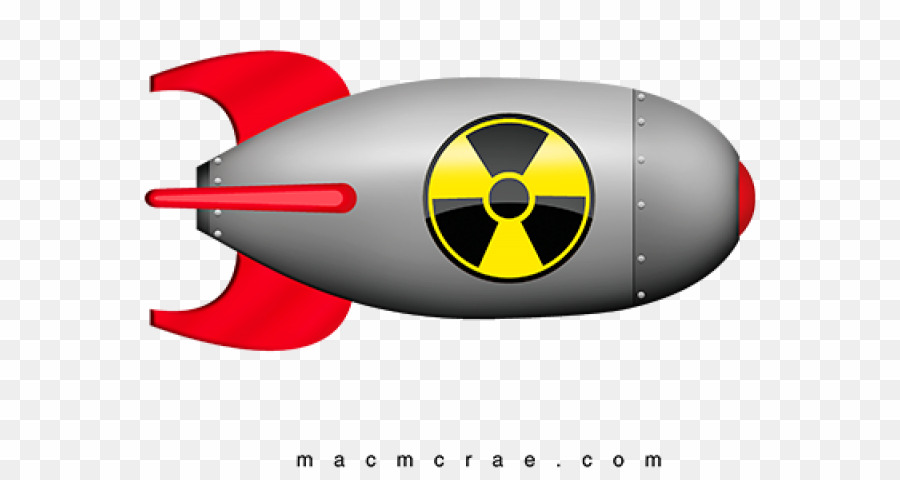 Transparent png weapon . Bomb clipart nuclear warhead
