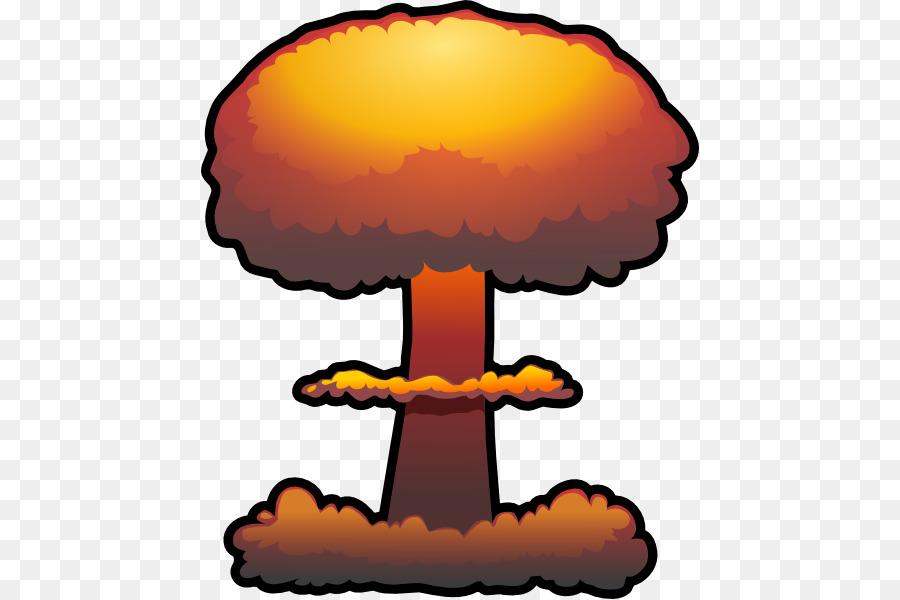 Bomb clipart nuclear warhead. Weapon explosion clip art