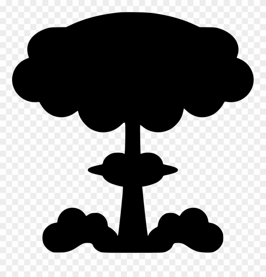 Bomb clipart nuke. Explosion library huge freebie