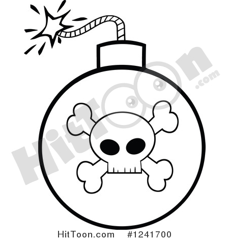 Crossbones drawing at getdrawings. Bomb clipart old fashioned