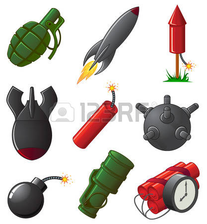 Torpedo pencil and in. Bomb clipart rocket