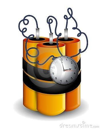 . Bomb clipart time bomb